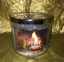 Bath & and Body Works Home 14.5 oz 3-Wick scented candle MARSHMALLOW FIRESIDE .