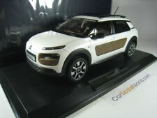 CITROEN C4 CACTUS 2014 1/18 NOREV (PEARL WHITE/CHOCOLATE AIRBUMP)
