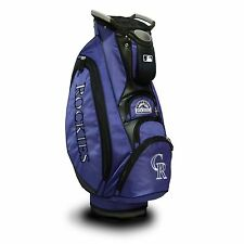NEW Team Golf MLB Colorado Rockies Victory Cart Bag