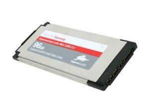RARE WINTEC FILEMATE 96GB EXPRESSCARD 34 SSD  MAC OS WIN SONY PMW SXS