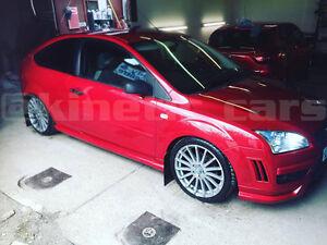 Bumper vents Gloss black finish focus mondeo inc ST universal