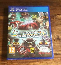 AWESOMENAUTS ASSEMBLE ! Jeu Sur Sony PS4 Playstation 4 Neuf Sous Blister VF