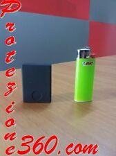 Microspia professionale ambientale audio gsm, mini con attivazione vocale