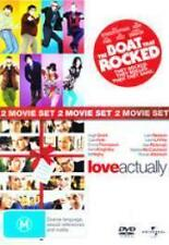 The Boat That Rocked + Love Actually (DVD, 2-Disc Set) Region 4 - New and Sealed