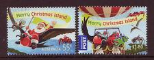 AUSTRALIA 2013 CHRISTMAS ISLAND SET OF 2 UNMOUNTED MINT, MNH