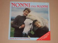 NONNI UND MANNI (Klaus Doldinger) LP  Soundtrack  OST