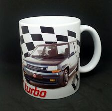 tazza mug RENAULT 5 GT Turbo alain oreille scodella ceramica