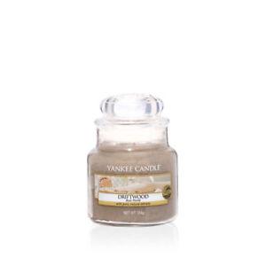 EUR 11,34 pro 100g Yankee Candle Duftkerze Jar Housewarmer 105 g Driftwood