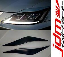 For Lexus IS250 IS300 Eyebrows Eyelids Set ABS Plastic Eyelash 2005-2010 XE20