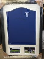 Everton; Wayne Rooney signed and framed Everton 125 year limited edition shirt