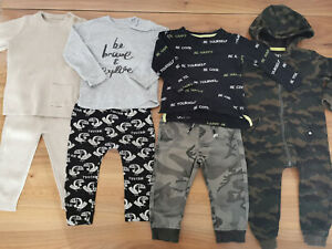 boys 12-18 months bundle autumn winter outfits top Next George F&F