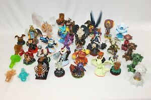Skylanders Lot 36 SOME RARE Giants Trap Team Swap Force Figures Traps Crystals