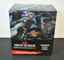 D&D Icons of the Realms Monster Menagerie III Kraken Set Sealed WOTC 2018