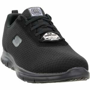 Skechers Ghenter Bronaugh Slip Resistant Work  Womens  Work Safety Shoes Casual