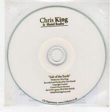 (GE45) Chris King & Hotel Radio, Salt Of The Earth - 2014 DJ CD