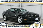 2012 Ford Mustang GT 2012 Ford Mustang GT 4967 Miles Black 2D Coupe 5.0L V8 Ti-VCT 32V 6-Speed