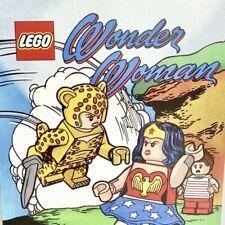 LEGO DC Wonder Woman 77906 Limited Edition 2020 255pcs Leopard New