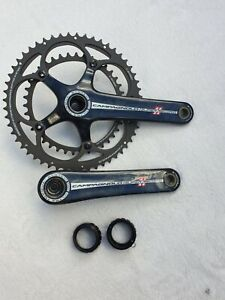 Campagnolo super record 11 speed chainset - 53/39 170mm Good Condition