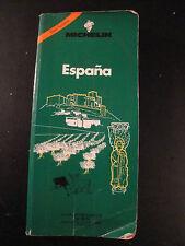 Guide Michelin España - 1992