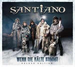 SANTIANO - Wenn die Kälte kommt 2 CD Deluxe Edition neues Album 2021 NEU & OVP