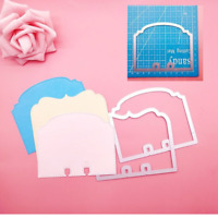 New Recipe Clear Rubber Stamps Stempel for Memory Dex Rolodex Cutting Die 2019