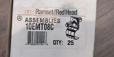 Ramset / Red Head  Assemblies 10EMT08C Box of 25