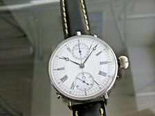Vintage Hy Moser & Cie Watch Co Minute Repeater Chronograph Lecoultre Watch