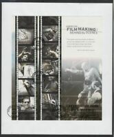 2003 American Filmmaking Films Sc 3772 full sheet FDC