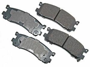 Rear Brake Pad Set 4ZRK91 for 929 Millenia MPV 1992 1993 1994 1995 1996 1997