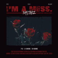 BLOCK B BASTARZ - I'M A MESS. (3rd Mini) CD+Photographs+Lyrics Paper+Sticker