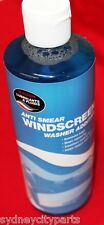 TOYOTA WINDSCREEN WASHER ADDITIVE 500ML BOTTLE ANTI SMEAR CONCENTRATE GENUINE