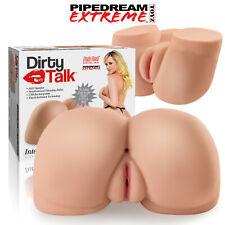 Extreme Toyz Interactive Men Masturbator Bad Girl Vagina Ass Butt Speaker & TPR