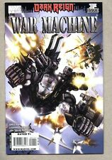War Machine #1-2009 nm- Greg Pak Iron Man Dark Reign