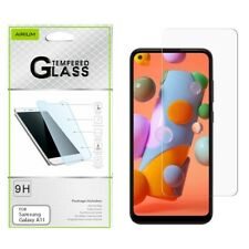 For Samsung Galaxy A11 Tempered Glass Screen Protector Premium Guard Curved