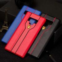 Samsung Galaxy S6 S7 Edge S8 S9 Plus Note 8 9 Cover Case Ferrari Cars Protective