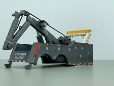 1/64 Speccast Parts Gun Metal Gray Wrecker Tow Truck Body