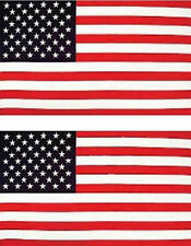 Usa American 3x5ft.Flags Banner Signs Pack Of 2. Same Day Ship
