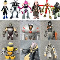 """5"""" TMNT Teenage Mutant Ninja Turtles Action Figure Nickelodeon Playmates Toys"""