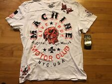 Machine Motor Club Shirt XXL