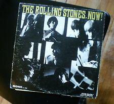 The Rolling Stones: The Rolling Stones, Now! Vinyl Record Album (1964, London)