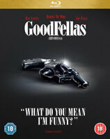 Goodfellas Blu-Ray (2007) Robert De Niro, Scorsese (DIR) cert 18 ***NEW***