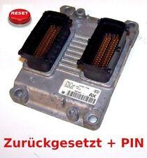 Steuergerät Opel Corsa D 1,2l 16V 55557933 0261208940 ZURÜCKGESETZT + PIN ECU