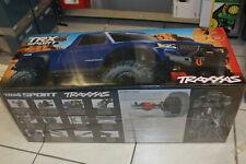 Traxxas 82024-4 blau  TRX-4 Sport Pickup Crawler 1:10 RTR 2,4GHz  NEU in OVP