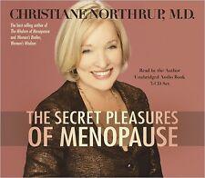The Secret Pleasures of Menopause Audio CD – Audiobook, Unabridged