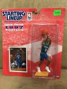 1997 Kenner Starting Lineup NBA STEPHON MARBURY TImberwolves New Sealed
