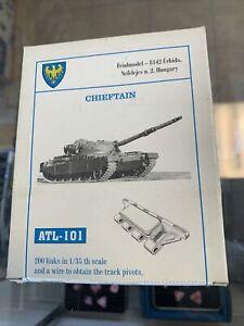 1/35 Friulmodel #ATL-101 Chieftain Metal Link Track Set