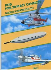 (102) Brochure GIAT 20M621 NACELLE-CANON