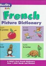 French Picture Dictionary (Berlitz Kids)