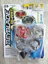 Beyblade Burst Dual Pack Wyvron W2 and Odax O2 (NEW) Free Shipping