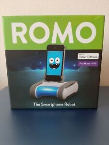 The Smartphone Robot  Romo